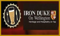 Iron Duke on Wellington - 15% off Food Purchases!