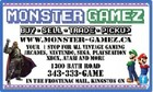 MONTER GAMEZ - Your place for used video games!