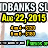 Aug 22 - Sandbanks Slam - 4s